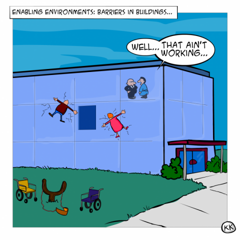 Afbeelding Enabling environments