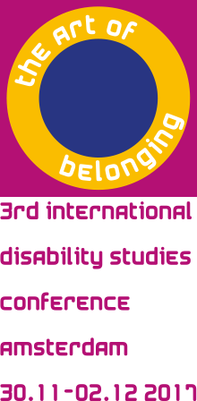 Conference The Art Of Belonging 2017 logo